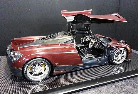 Pagani отпразднует выход на китайский рынок тремя эксклюзивными суперкарами. Фото 2