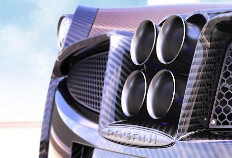 Pagani отпразднует выход на китайский рынок тремя эксклюзивными суперкарами. Фото 3