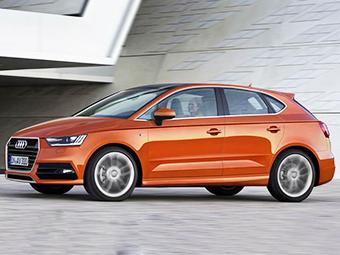 Компактвэн Audi A3 представят весной