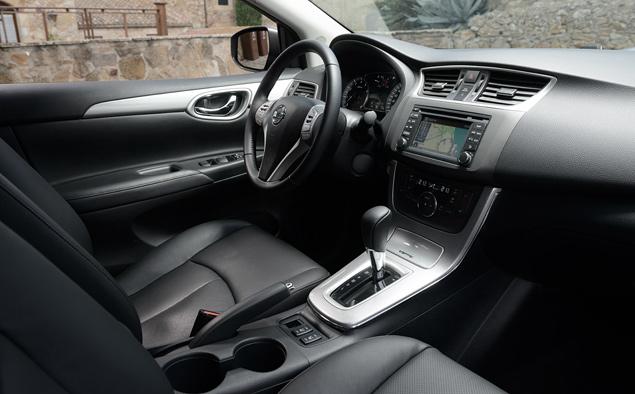 Тест седана Nissan Sentra, которому сделали прививки от грязи и холода. Фото 3