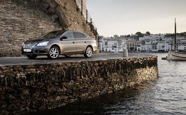 Тест седана Nissan Sentra, которому сделали прививки от грязи и холода. Фото 8