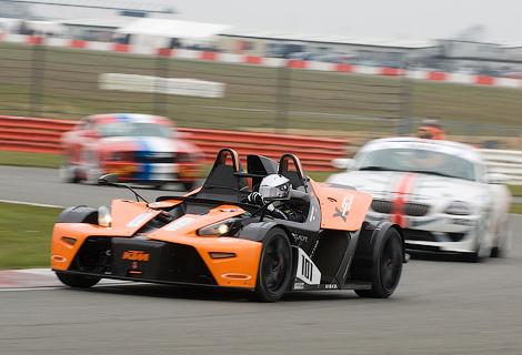 Новый вариант модели примет участие в чемпионате GT4