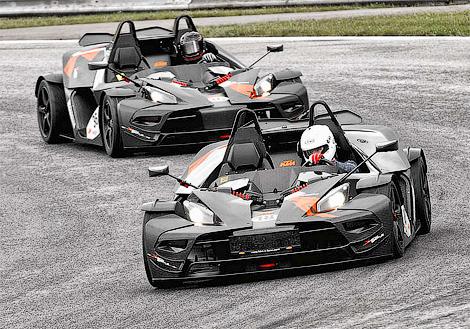 Новый вариант модели примет участие в чемпионате GT4. Фото 1