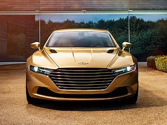 Aston Martin назвал седан Lagonda «безусловной роскошью»