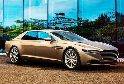 Компания выбрала название для первой модели возрожденной марки Lagonda. Фото 1