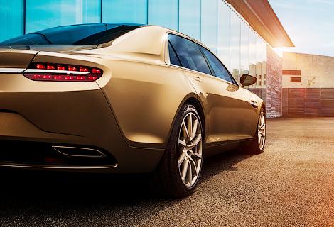 Компания выбрала название для первой модели возрожденной марки Lagonda. Фото 2