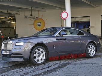 Самый мощный Rolls-Royce сделают еще мощнее
