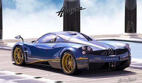 Компания построит 730-сильный вариант своего суперкара