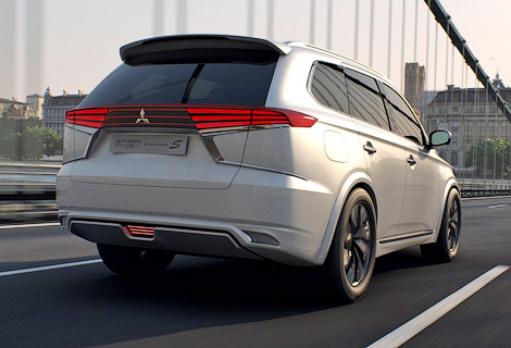Серийный вариант прототипа Mitsubishi начнут собирать на заводе в Калуге