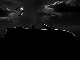 Lexus привезет в Лос-Анджелес таинственный кабриолет