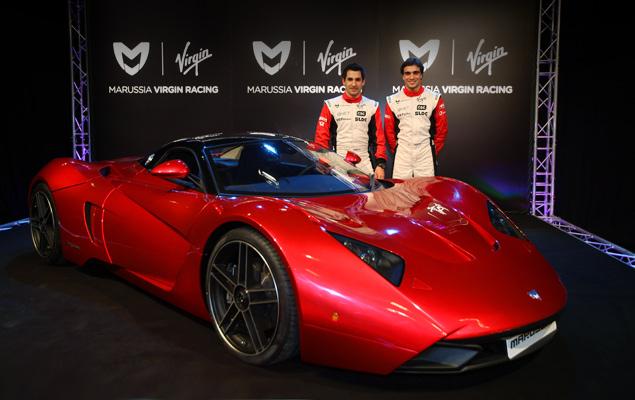 Чем запомнится Marussia в Формуле-1. Фото 1