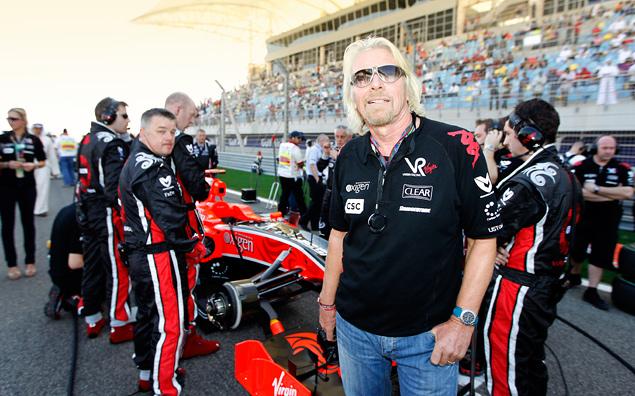 Чем запомнится Marussia в Формуле-1. Фото 2