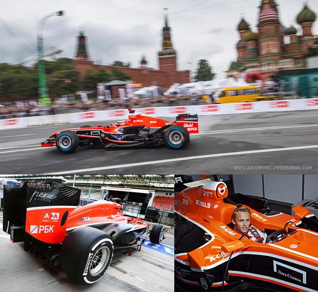 Чем запомнится Marussia в Формуле-1. Фото 4