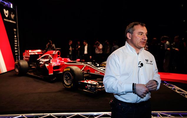 Чем запомнится Marussia в Формуле-1. Фото 5
