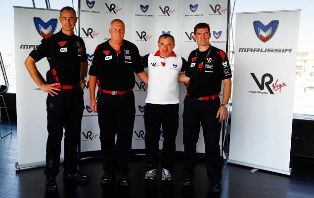 Чем запомнится Marussia в Формуле-1. Фото 6