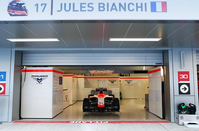 Чем запомнится Marussia в Формуле-1. Фото 8