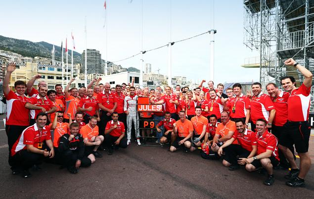 Чем запомнится Marussia в Формуле-1. Фото 9