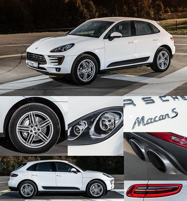 Бензиновый суперкроссовер Porsche против супердизеля BMW. Фото 2