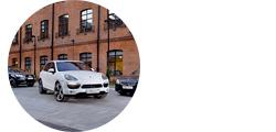 Бензиновый суперкроссовер Porsche против супердизеля BMW. Фото 3