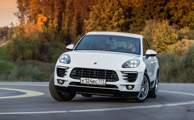 Бензиновый суперкроссовер Porsche против супердизеля BMW. Фото 7