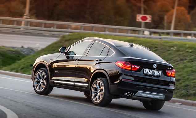 Бензиновый суперкроссовер Porsche против супердизеля BMW. Фото 10