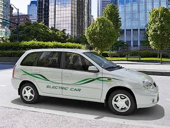 «АвтоВАЗ» улучшил свой единственный электромобиль