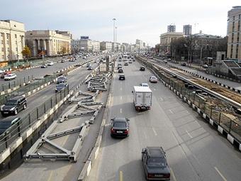 Власти Москвы назвали места установки измеряющих среднюю скорость камер