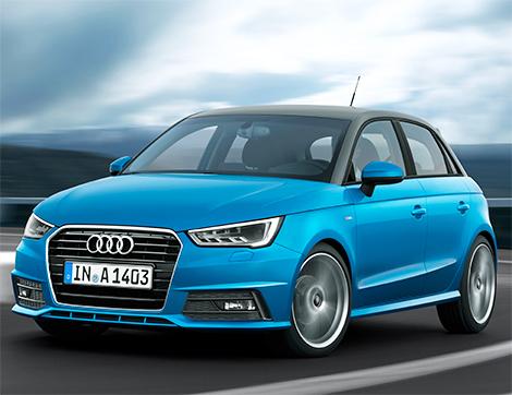 Компания Audi обновила свой самый маленький хэтчбек. Фото 1