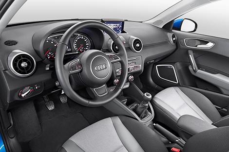 Компания Audi обновила свой самый маленький хэтчбек. Фото 3