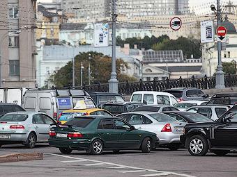Московские водители стали ездить на полкилометра в час быстрее