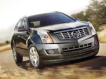 Cadillac отзовет 4,5 тысячи кроссоверов SRX в России