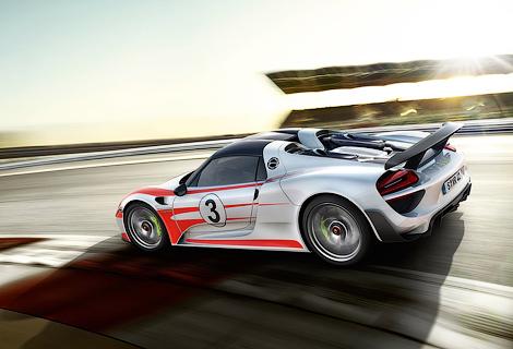 Для заказа осталось «двухзначное число» суперкаров 918 Spyder. Фото 1