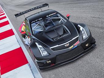 Cadillac подготовил купе ATS к гонкам
