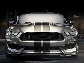 Ford построил самый мощный атмосферный Mustang в истории