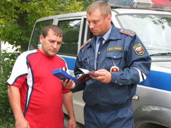Замглавы МВД предложил отправлять пьяных водителей на лечение