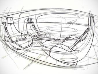 «Мерседес» поделился тизерами автономной «квартиры» на колесах