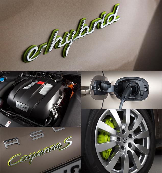 Тест Porsche Cayenne S E-Hybrid, который помогает спасать настоящие суперкары. Фото 1