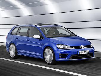 Универсал Volkswagen Golf получил 300-сильный вариант