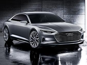 Компания Audi показала дизайн будущих моделей