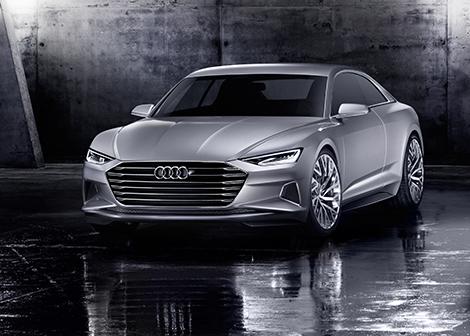 В Лос-Анджелесе дебютировал прототип Audi prologue
