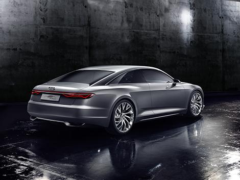 В Лос-Анджелесе дебютировал прототип Audi prologue. Фото 1