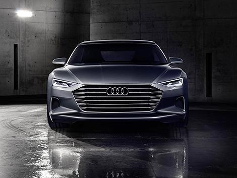 В Лос-Анджелесе дебютировал прототип Audi prologue. Фото 2