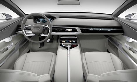 В Лос-Анджелесе дебютировал прототип Audi prologue. Фото 3