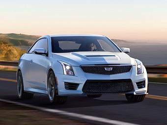 Cadillac рассекретил конкурентов BMW M3 и M4