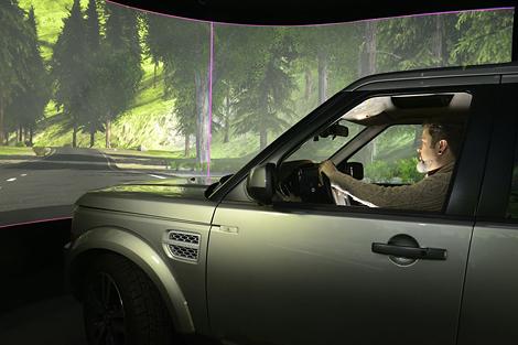 Альянс Jaguar Land Rover разработал систему голосового управления justDrive. Фото 1