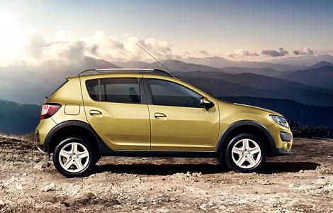 До России добрался хэтчбек Renault Sandero Stepway нового поколения. Фото 2
