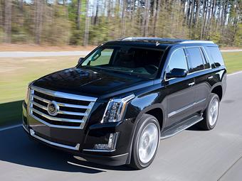 Cadillac будет собирать новый Escalade в Санкт-Петербурге