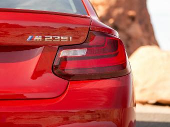BMW переименует мощные версии купе 2-Series