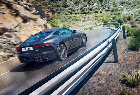 Компания Jaguar рассказала о доработках спорткара F-Type. Фото 4