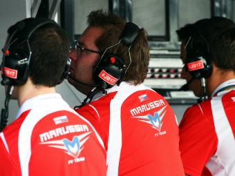 Marussia отказалась от участия в заключительной гонке Формулы-1